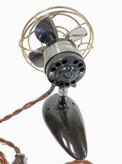 """画像9: """"Fully Restored""""  Early-1940's 【Century Lighting Inc. New York】 超-MINI Electric Fan (9)"""