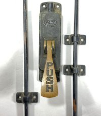 "画像2: 1900-20's【RUSSWIN】  ""Push Lever""  Door Latch Lock (2)"