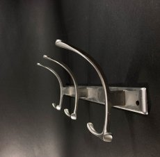 "画像5: 1940-50's German Deco ""ALUMINUM"" Coat Rack (5)"