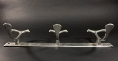"画像7: 1940-50's German Deco ""ALUMINUM"" Coat Rack (7)"