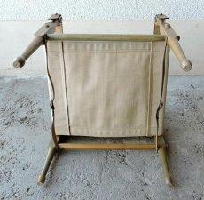 画像8: 1940-60's Germany  ★Safari Chair★ (8)