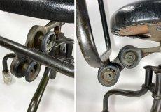 """画像12: Early-1930's   ★Sturgis Posture Chair Co.★   """"Machine age"""" Swivel Desk Chair   【超!! Mint Condition 】 (12)"""