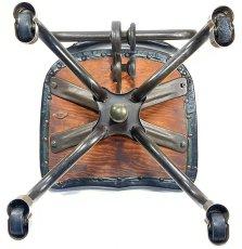 """画像18: Early-1930's   ★Sturgis Posture Chair Co.★   """"Machine age"""" Swivel Desk Chair   【超!! Mint Condition 】 (18)"""