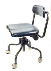 """画像5: Early-1930's   ★Sturgis Posture Chair Co.★   """"Machine age"""" Swivel Desk Chair   【超!! Mint Condition 】 (5)"""