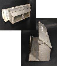 画像3: 1940's ★ SIMPLEX ★  Wall Mount Mail Box (3)