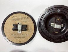 """画像12: 1920-30's ☆ Art Deco ☆  """"ROUND"""" Bakelite Switch & Outlet  【12個セット】 (12)"""