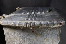 """画像15: 1930-50's """"CEECO""""  Cast Aluminum Railway Telephone Callbox  【ちょ〜特大です。】 (15)"""