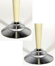 画像2: ★The Dura Co.★  1930's Bud Vase  【IVORY】 -*Mint Condition*- (2)