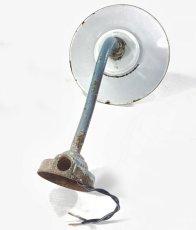 """画像6: 1930's German Deco """"Swan Neck"""" Outside Light  【E26電球仕様】 (6)"""