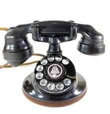 画像1: - 実働品 - 1920's 【Western Electric】Telephone with Ringer Box (1)