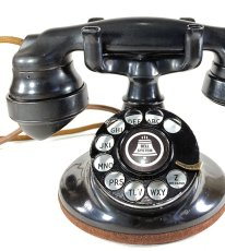 画像2: - 実働品 - 1920's 【Western Electric】Telephone with Ringer Box (2)