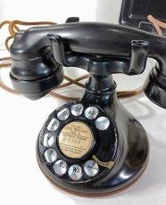 画像9: - 実働品 - 1920's 【Western Electric】Telephone with Ringer Box (9)