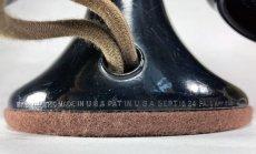 画像18: - 実働品 - 1920's ★Western Electric★ Telephone  with Wood Ringer Box (18)