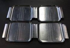 """画像3: 1930's """"Five O'clock"""" Art Deco Canape Tray 【Revere Rome N.Y. 】 (3)"""
