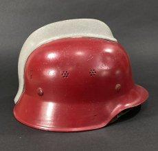 """画像2: """"Knight""""  Late 1960's-Eary 1970's German Fireman Helmet (2)"""