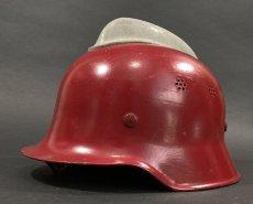 """画像4: """"Knight""""  Late 1960's-Eary 1970's German Fireman Helmet (4)"""