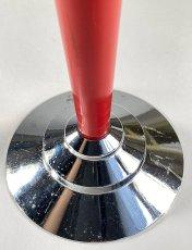 画像10: ★The Dura Co.★  1930's Bud Vase 【RED】 -*難あり*- (10)