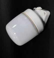 """画像2: 1940-50's German Glass&Porcelain Wall """"MINI"""" Light (2)"""