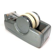 """画像4: 1950-60's Scotch """"DOUBLE"""" Cellophane Tape Dispenser (4)"""