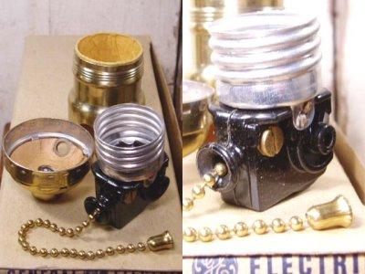 """画像3: """"General Electric"""" Vintage Lamp Socket"""