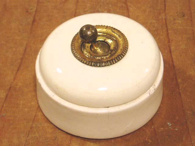 """画像1: French Antique """"Porcelain"""" Switch (1)"""