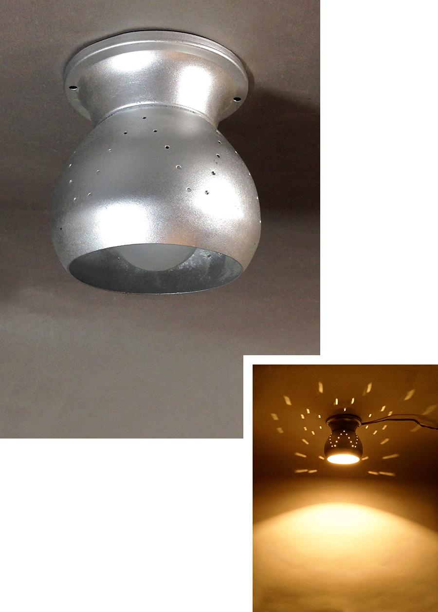 画像1: 1950-60's Small Spot light (1)