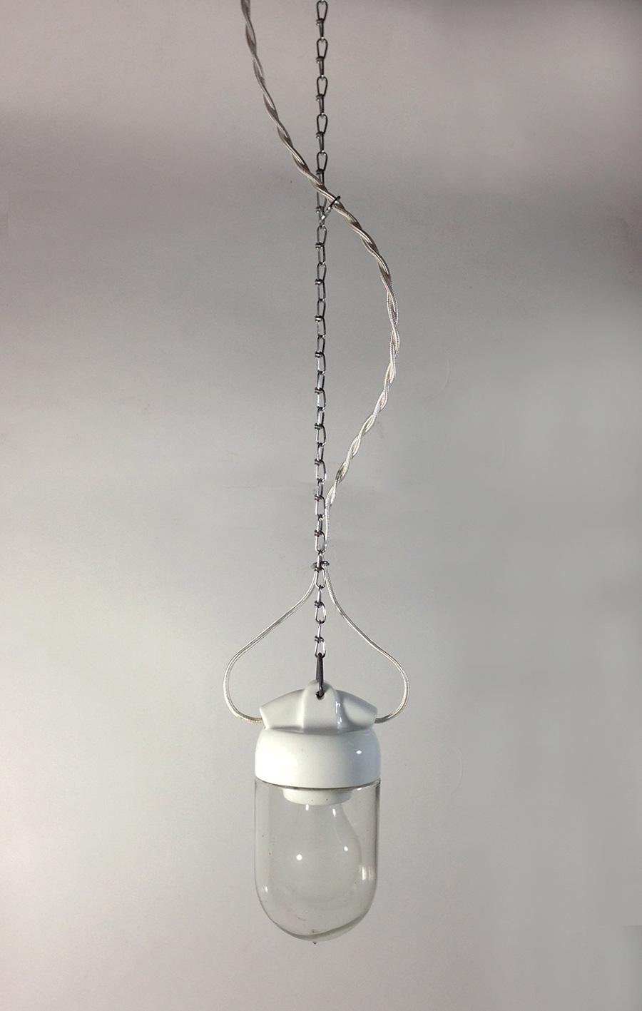 "画像1: 1930's German Deco ""MINI"" Pendant Light (1)"