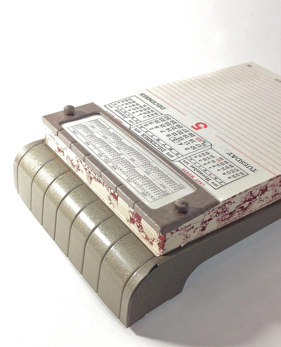 """画像1: 1950's """"STREAMLINE"""" Notepad Holder  (1)"""
