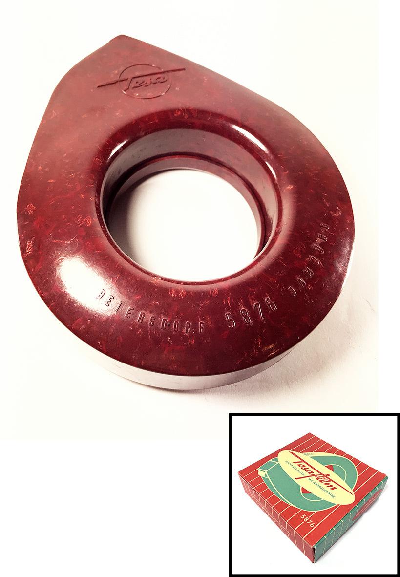 """画像1: 1950's """"TESA"""" German Bakelite Handy Tape Dispenser 【*残り一個】 (1)"""