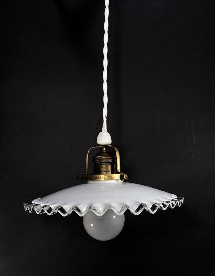 """画像1: German-Deco """"Petticoat"""" Pendant Lamp (1)"""
