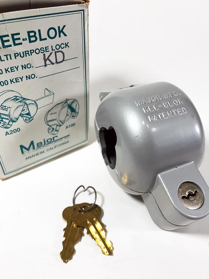 画像1: 1990's【KEE-BLOK】for Door Knobs (1)