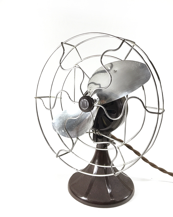 "画像1: 1930's【BARCOL】""MINI"" Electric Fan (1)"