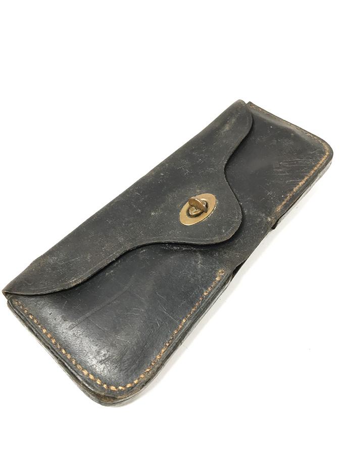 画像1: 1940's Gun Belt Pouch (1)