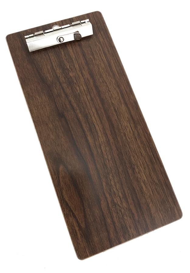 """画像1: 1960's """"Wood Grain Aluminum"""" Clipboard 【2台バラ売り】 (1)"""