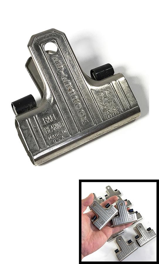 "画像1: 1930's Art Deco ""ESTERBROOK"" Paper Clip 【 ""特大"" - 残り7個】 (1)"
