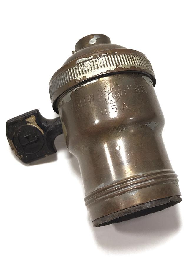 画像1: 1930's【G.E.】Lamp Socket (1)