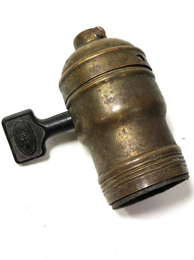 画像1: 1920-30's【ARROW】Lamp Socket (1)