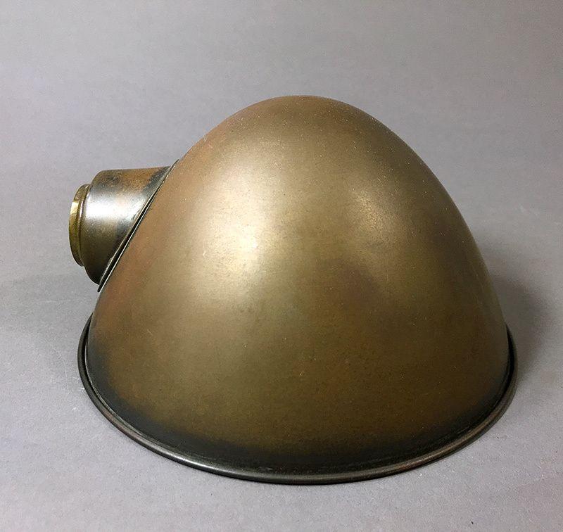 画像1: 1920-30's【BRADERY&HUBBARD】Brass Lamp Shade (1)