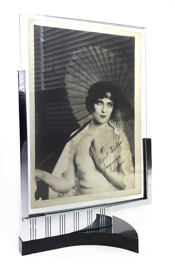 画像1: 1930's ★ The Dura Co.★ Photo Frame (1)