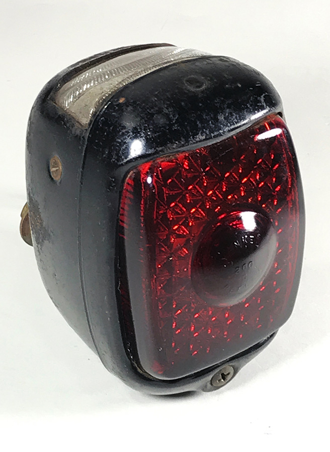 "画像1: Vintage ""YANKEE"" Reflex Tail Light (1)"