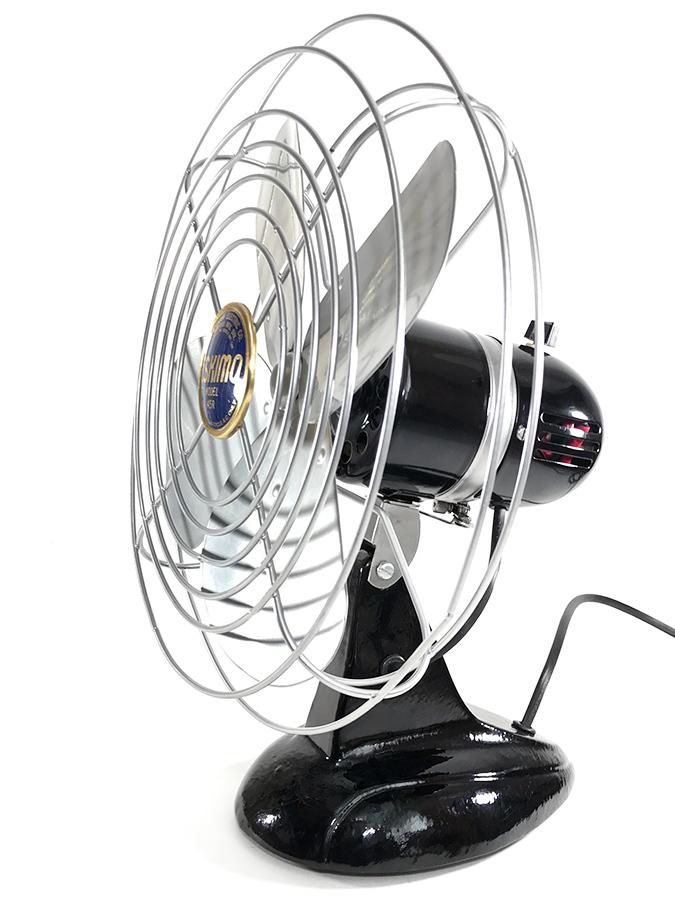 """画像1: """"Fully Restored""""  Early-1950's【ESKIMO】3-Speeds Electric Fan (1)"""