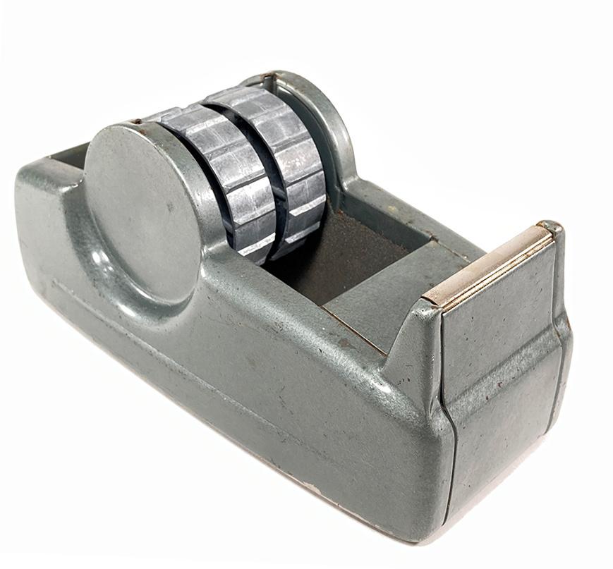 """画像1: 1950-60's Scotch """"DOUBLE"""" Cellophane Tape Dispenser (1)"""