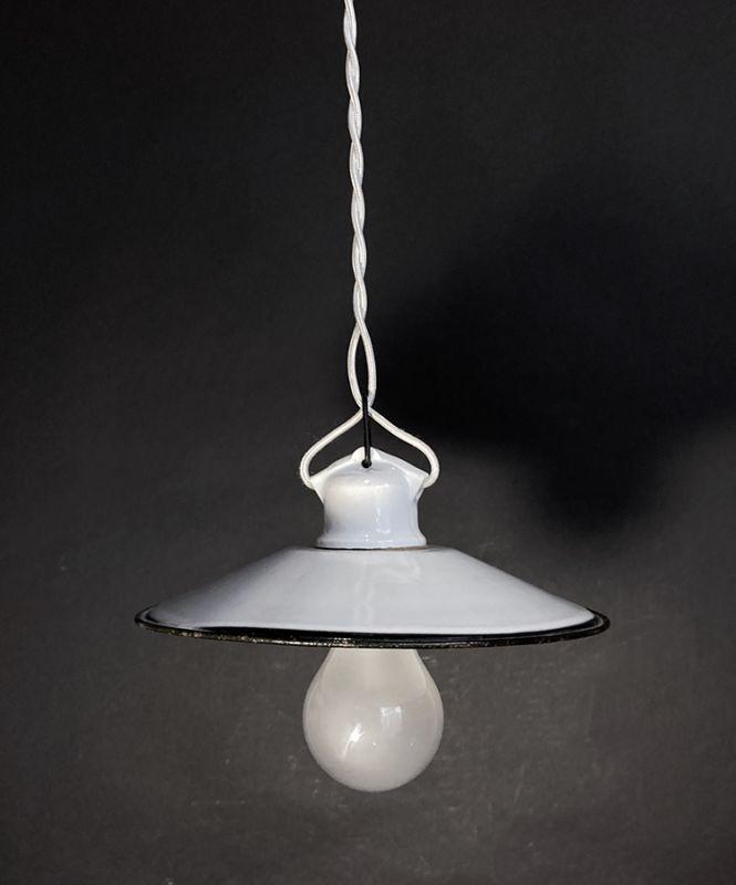 """画像1: German-Deco """"Enamel"""" Pendant Lamp (1)"""