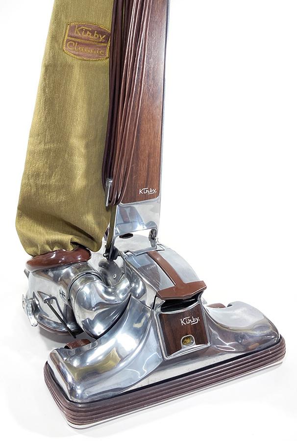 """画像1: 1960 - Early 1970's  KIRBY """"STREAMLINE"""" Vacuum Cleaner 【フルオリジナル + 別売りアタッチメント付き】 (1)"""