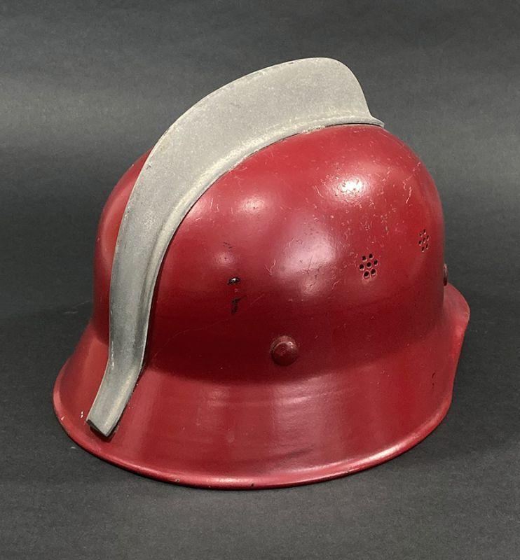 """画像1: """"Knight""""  Late 1960's-Eary 1970's German Fireman Helmet (1)"""