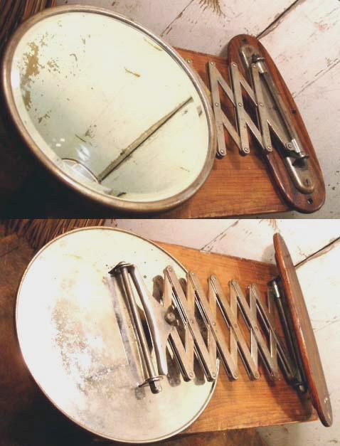 """画像1:  Wall Mount """"Shaving mirror"""" (1)"""