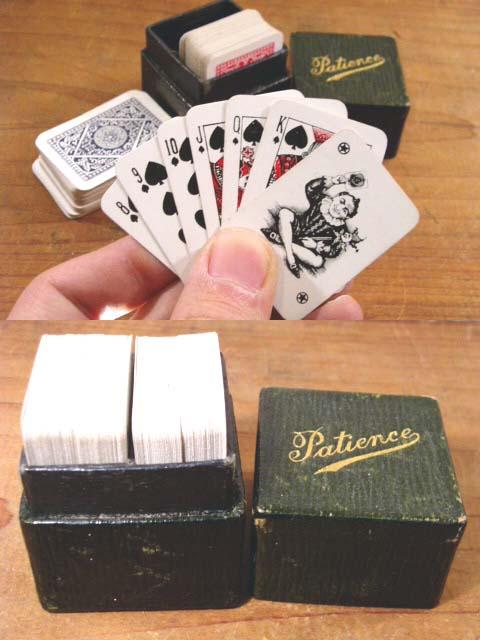 """画像1: 1930-40's Travel """"MINI"""" Play Cards (1)"""