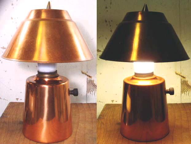 """画像1: """"Art Deco"""" Mushroom 【MINI】 Lamp (1)"""