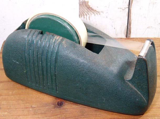 "画像1: 1930-40's ""Scotch"" Iron Tape Dispenser (1)"